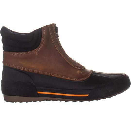 Clarks Brown Boots Image 3
