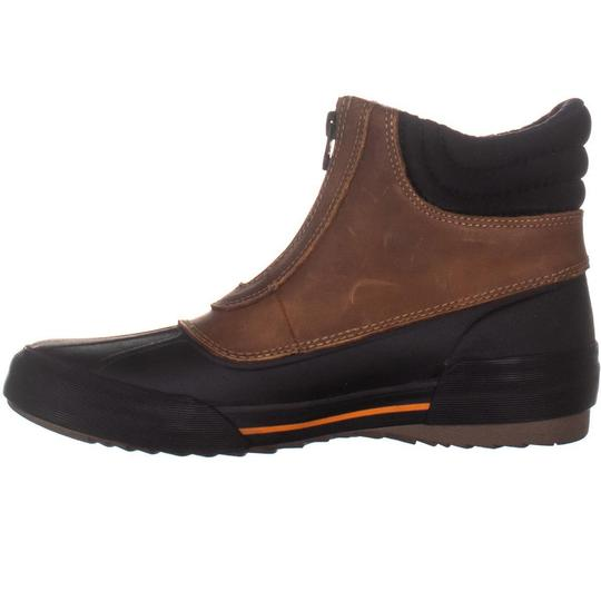 Clarks Brown Boots Image 4