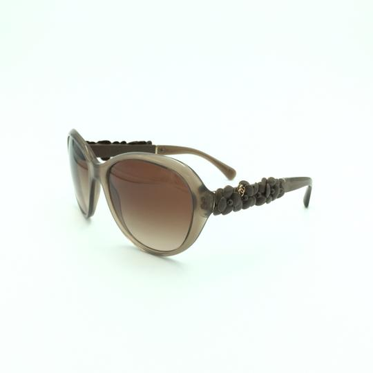 Chanel Chanel Round Translucent Brown Sunglasses 5316-Q 1511/S5 Image 1