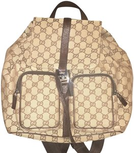 Brown Gucci Backpacks - Up to 90% off at Tradesy abe94a77b10a7