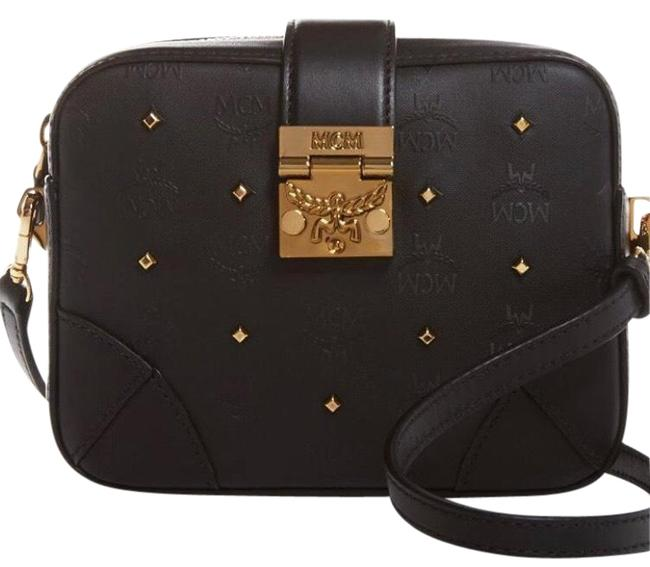 MCM Claudia Studded Cross Body Bag MCM Claudia Studded Cross Body Bag Image 1