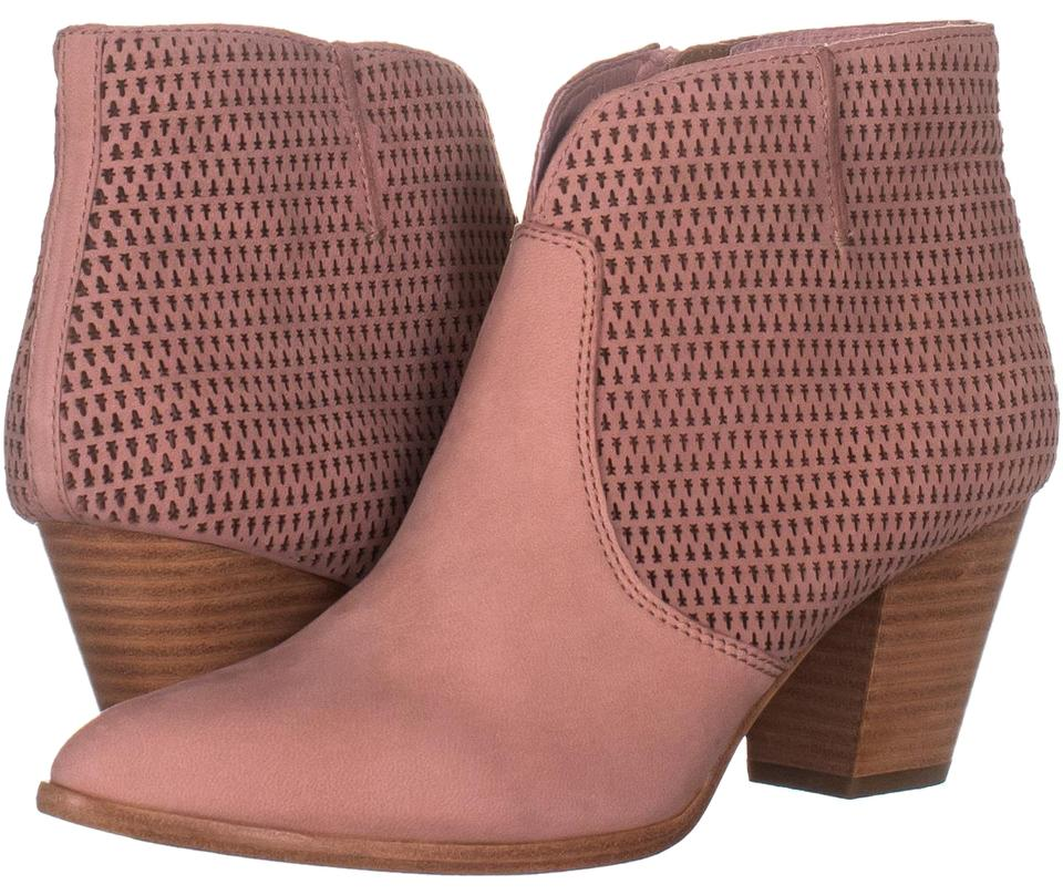 c8c66018073 Frye Pink Jennifer Perf Perforated Pointed 238 Blush U Boots/Booties Size  US 9 Regular (M, B) 47% off retail
