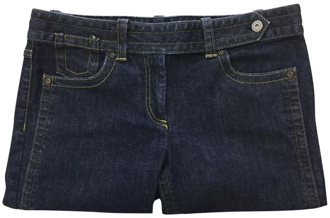 Preload https://img-static.tradesy.com/item/24947058/ann-taylor-dark-blue-medium-wash-capricropped-jeans-size-10-m-31-0-1-650-650.jpg
