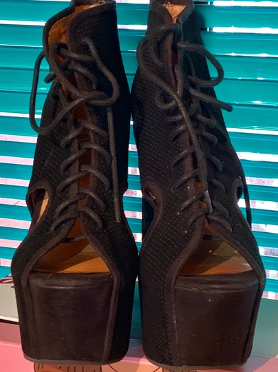 Jeffrey Campbell Black Boots Image 6