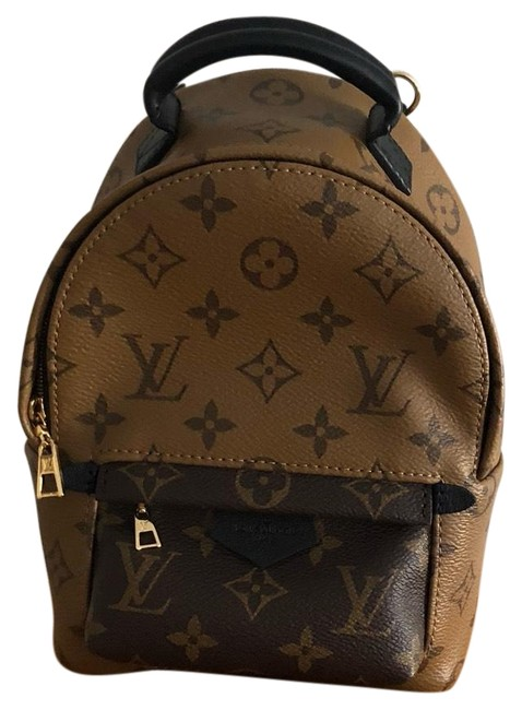 Louis Vuitton Palm Springs Monogram Backpack Louis Vuitton Palm Springs Monogram Backpack Image 1