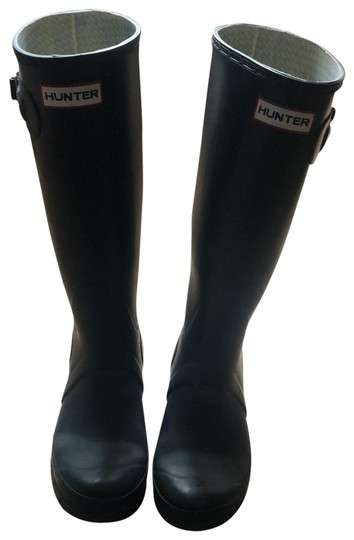 Preload https://img-static.tradesy.com/item/24947688/hunter-navy-blue-bootsbooties-size-eu-38-approx-us-8-regular-m-b-0-1-540-540.jpg
