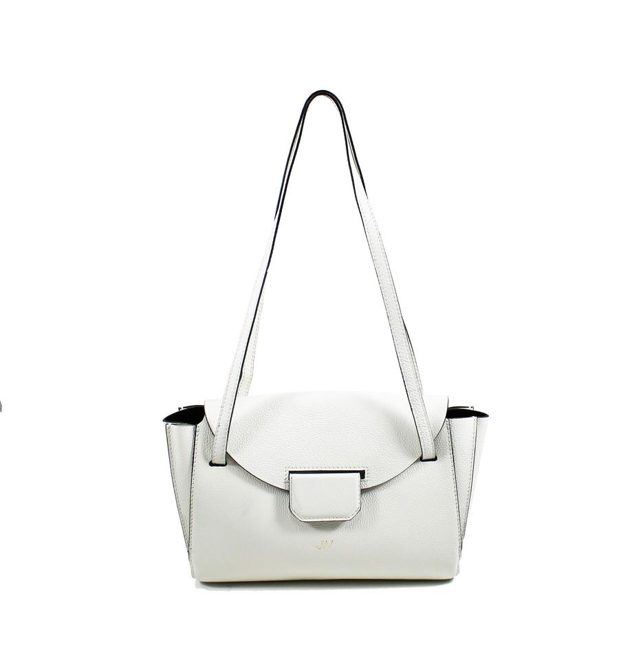 Jason Wu Marion Mini White Leather Shoulder Bag 58 Off Retail