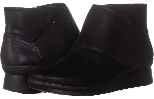 Preload https://img-static.tradesy.com/item/24949614/clarks-black-cloudsteppers-by-caddell-rush-wedge-802-bootsbooties-size-us-95-regular-m-b-0-1-540-540.jpg