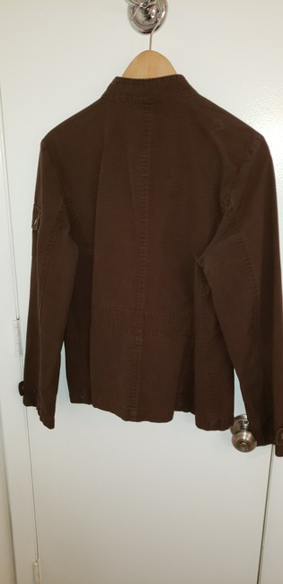 Mossimo Supply Co. Brown Jacket Image 1
