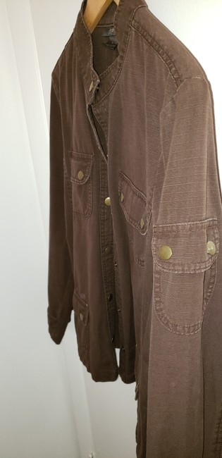 Mossimo Supply Co. Brown Jacket Image 2
