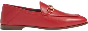 Gucci Red Flats