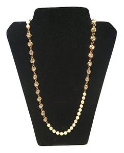 Chanel Chanel Vintage Pearl and Crystal Beaded Necklace