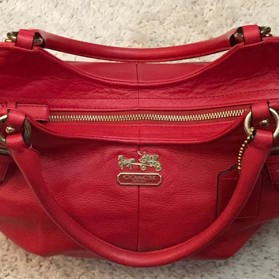 04759809b7f5 Coach italian madison abigail shouldertote red leather hobo bag jpg 960x960  Madison abigail black coach bag