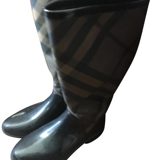 Burberry Black Boots Image 0