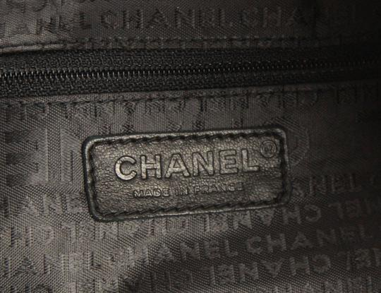 Chanel Modern Chain Leather Shoulder Bag Image 8