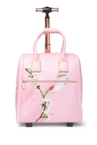 5f508b2e83506b Ted Baker Polyester Carry On Suitcase Palace Garden Pink Travel Bag