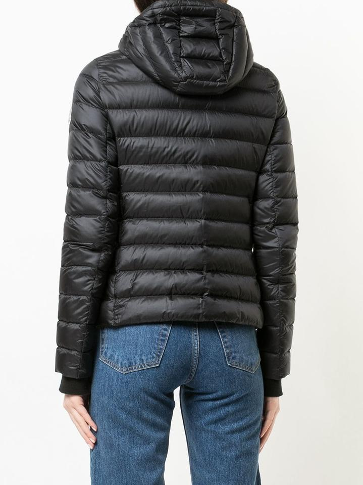 Moncler Black New Seoul Quilted Down Puffer Jacket 1 2-4 ...