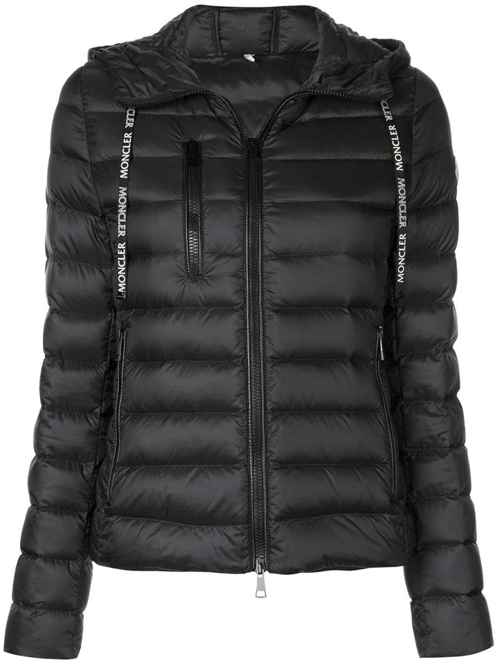 0486397c782df Moncler Black New Seoul Quilted Down Puffer Jacket 5 10-12 Xl Coat ...