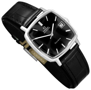 Omega Omega Geneve Vintage Mens Midsize Automatic Watch