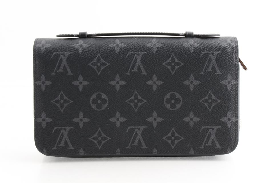 a89c157ef498 Louis Vuitton Louis Vuitton Monogram Eclipse Zippy XL Wallet Image 0 ...