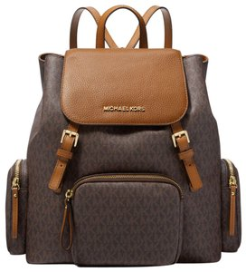 6797558d5c2b Brown Leather Michael Kors Backpacks - Over 70% off at Tradesy