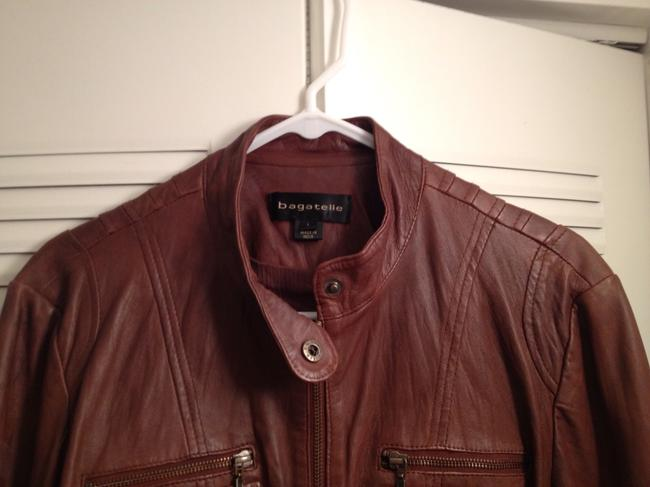 Bagatelle brown Jacket