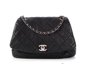 ae9f4333882d Added to Shopping Bag. Chanel Shoulder Bag. Chanel Messenger Cc Clasp  Quilted Lambskin Leather ...