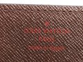 Louis Vuitton Damier Ebene Coated Canvas Card Case Image 8