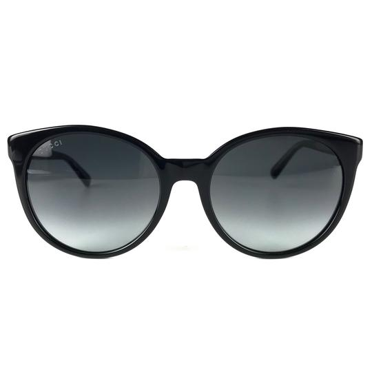 Preload https://img-static.tradesy.com/item/24952864/gucci-black-434092-women-s-acetate-round-frame-54-19-140-sunglasses-0-0-540-540.jpg