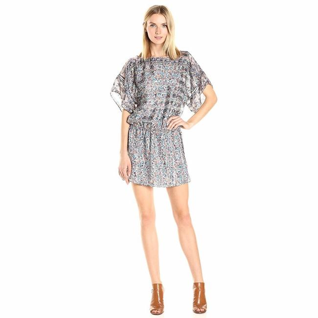 Preload https://img-static.tradesy.com/item/24953406/joie-multicolored-sofinne-metallic-short-casual-dress-size-12-l-0-0-650-650.jpg