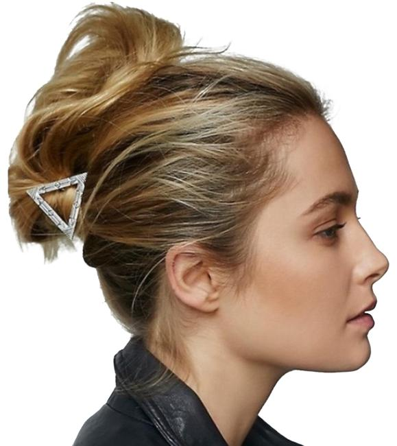 Item - Silver Clip Hair Accessory