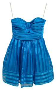 Betsey Johnson Fall Winter Prom Luxury Strapless Dress