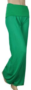 Brokedown Flare Pants Green