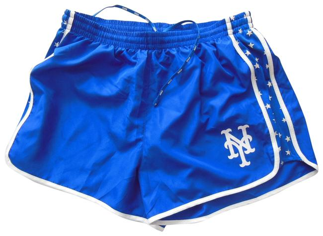 Item - Blue Mlb Ny Yankees Mets Campus Activewear Bottoms Size 4 (S, 27)