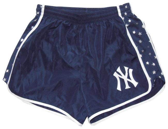 Item - Navy Blue Mlb Ny Yankees Mets Campus Activewear Bottoms Size 4 (S, 27)