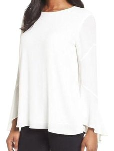 Vince Camuto Top off white