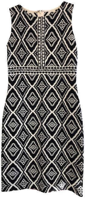 Item - Black and White Collection Short Night Out Dress Size 2 (XS)