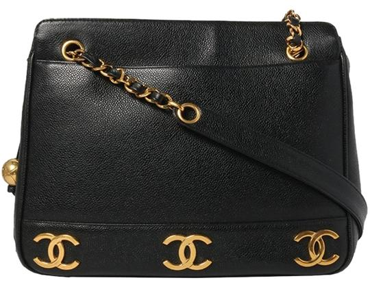 Preload https://img-static.tradesy.com/item/24958231/chanel-shopping-vintage-cc-gold-plated-motifs-black-caviar-leather-tote-0-1-540-540.jpg