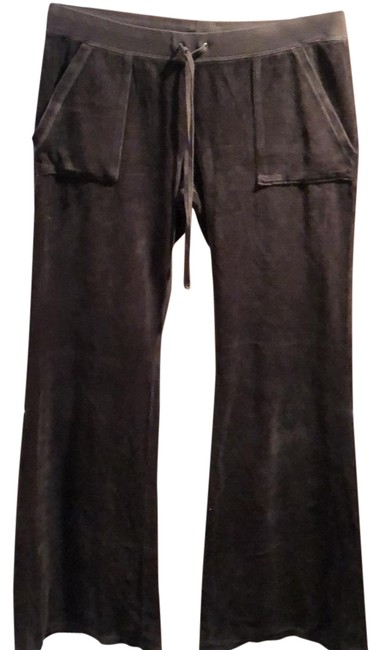 Item - Dark Brown Tag Is Gone Activewear Bottoms Size 12 (L)