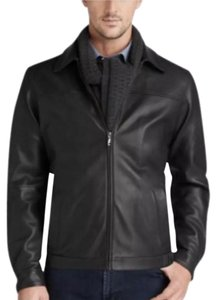Jos. A. Bank Leather Jacket