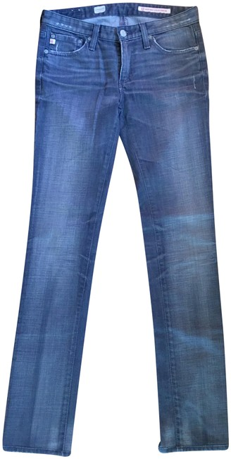 Item - Gray Medium Wash The Premiere Straight Leg Jeans Size 2 (XS, 26)