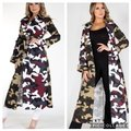 Unbranded Color Block Camouflage Coat Size 10 (M) Unbranded Color Block Camouflage Coat Size 10 (M) Image 2