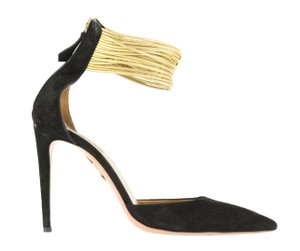 Aquazzura black Pumps