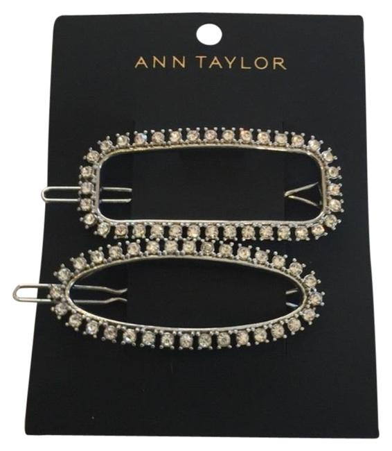 Item - Silver Clips Hair Accessory