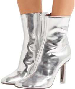 Vetements silver Boots