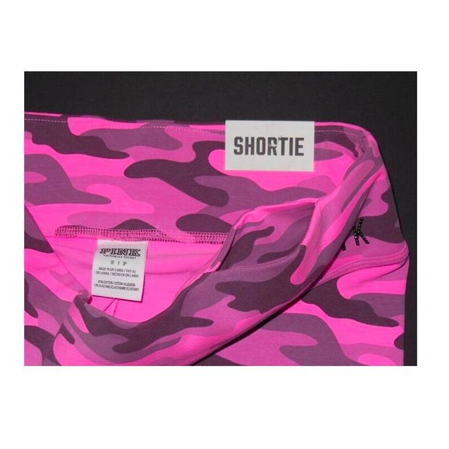 PINK PINK YOGA Sports Fitness Shortie Shorts Image 2