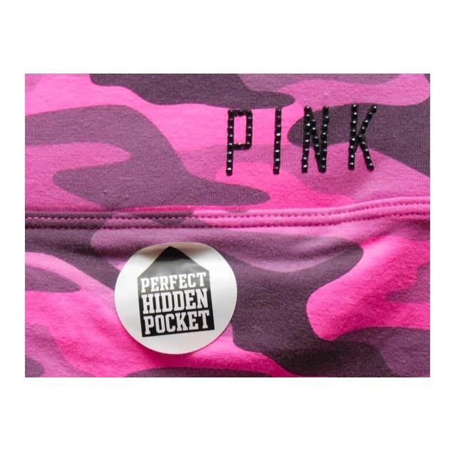 PINK PINK YOGA Sports Fitness Shortie Shorts Image 4