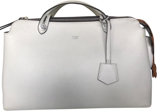Preload https://img-static.tradesy.com/item/24960806/fendi-by-the-way-white-and-brown-leather-satchel-0-1-540-540.jpg