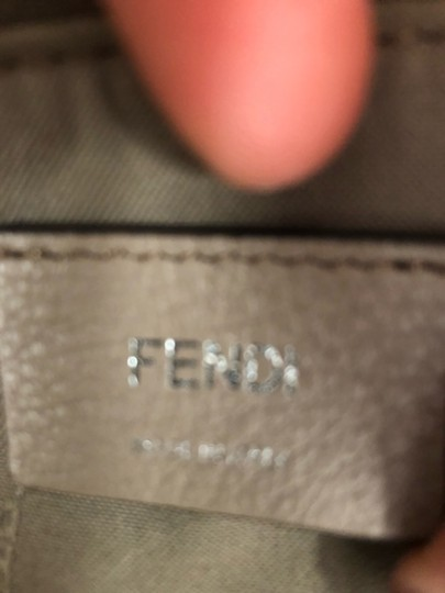 Fendi Satchel in white and brown Image 9