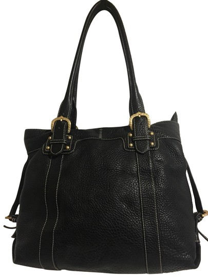 Preload https://img-static.tradesy.com/item/24960875/dooney-and-bourke-hoboshoulder-handbag-black-leather-hobo-bag-0-1-540-540.jpg